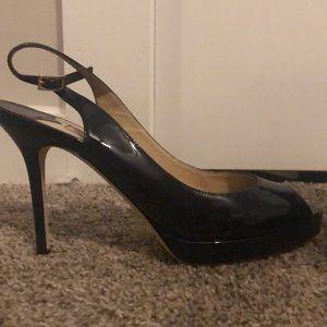 Jimmy Choo Shoes - Jimmy choo peep toe heels